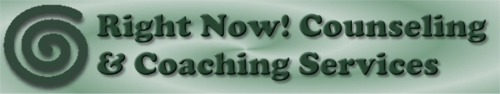 Right Now! Tacoma Marriage Counseling & Coaching Services; Individual Marriage and Family; Drug Counseling
