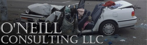 O'Neill Consulting LLC - Auto Crash Reconstruction Experts
