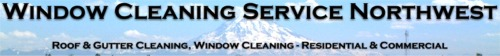 Window Cleaning Services NW - Tacoma, Gig Harbor, Seattle